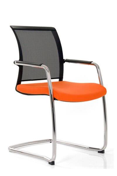 Chaise de réunion et visiteurs design