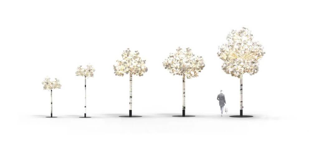 Les différents formats de l'arbre acoustique design