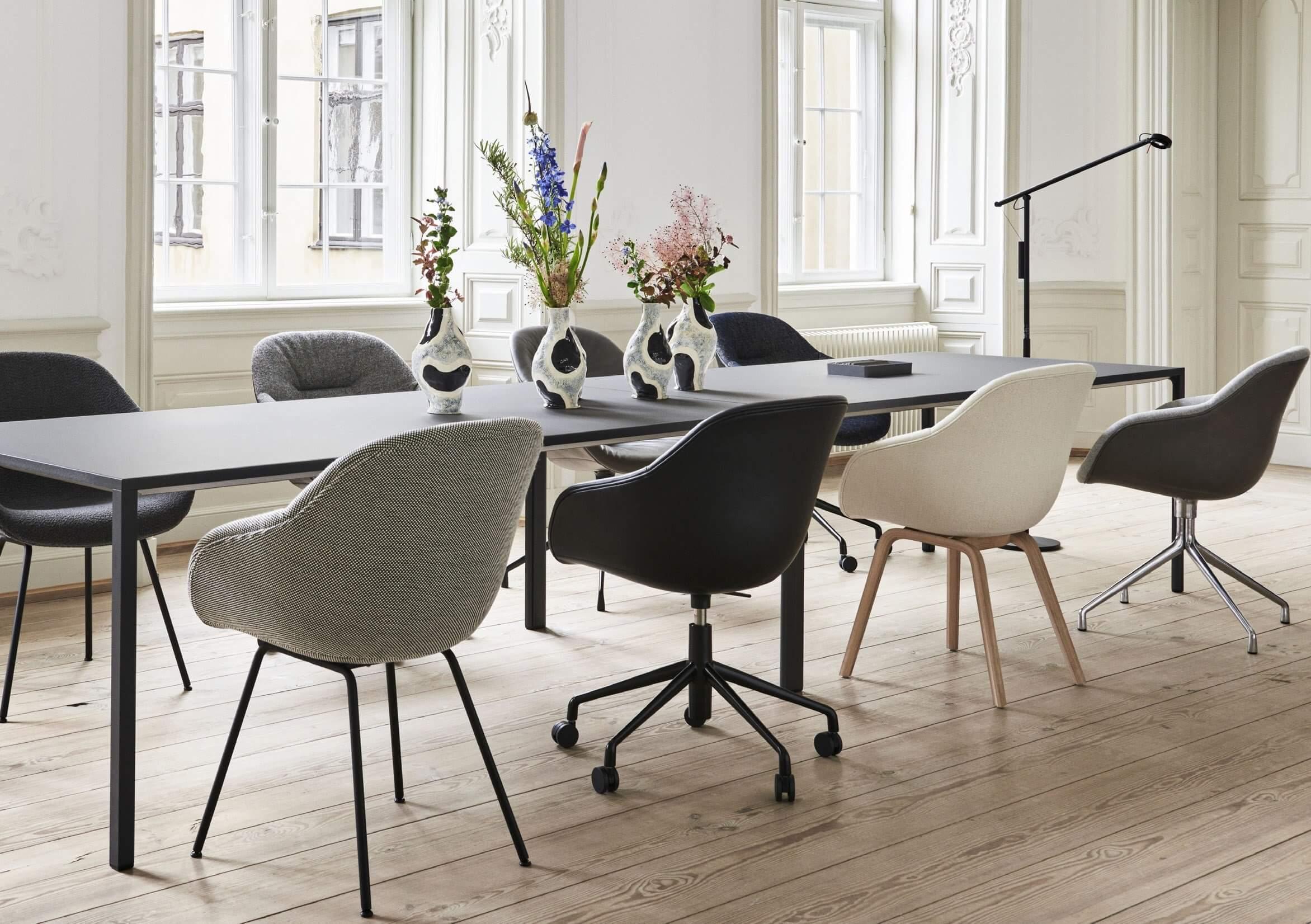 Fauteuil de bureau design et confortable AAC100