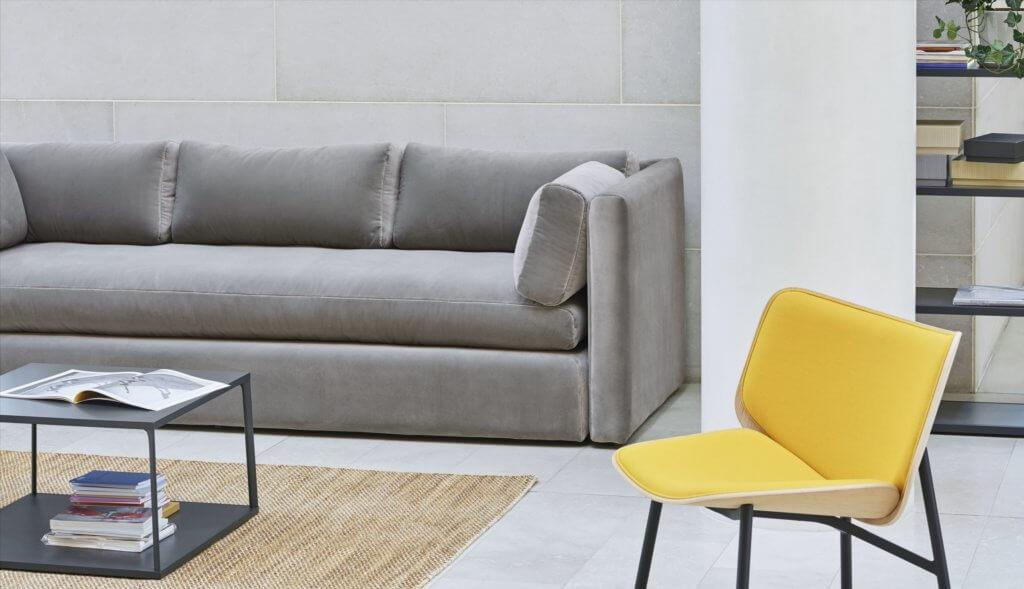 Mobilier lounge compact et design
