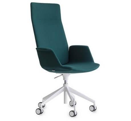 Chaise bureau haut de gamme UNO