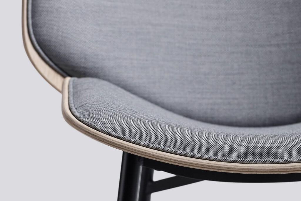 Finitions du fauteuil compact DAPPER