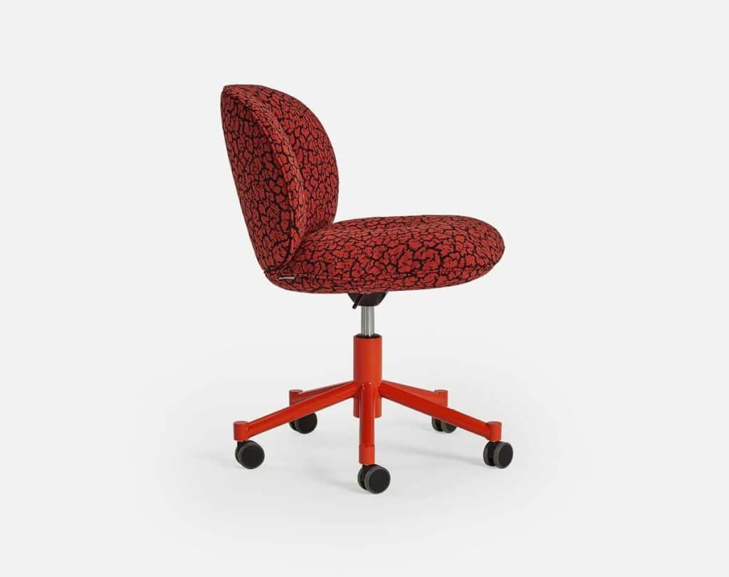 Chaise à roulettes haut de gamme MULLIT