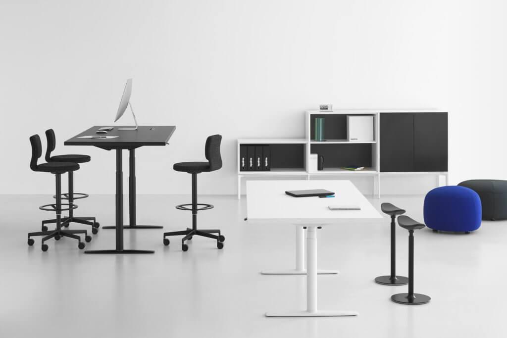 Chaise de bureau haute et design LAB