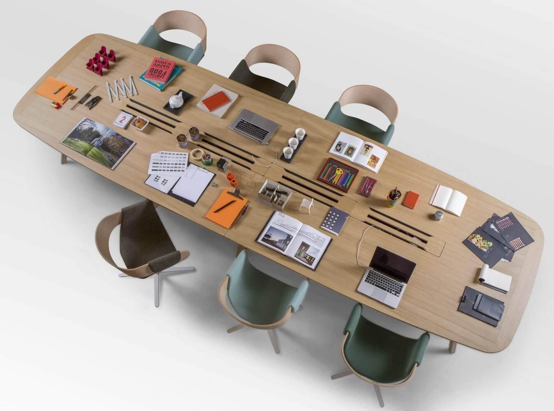 Table de conférence design WISE
