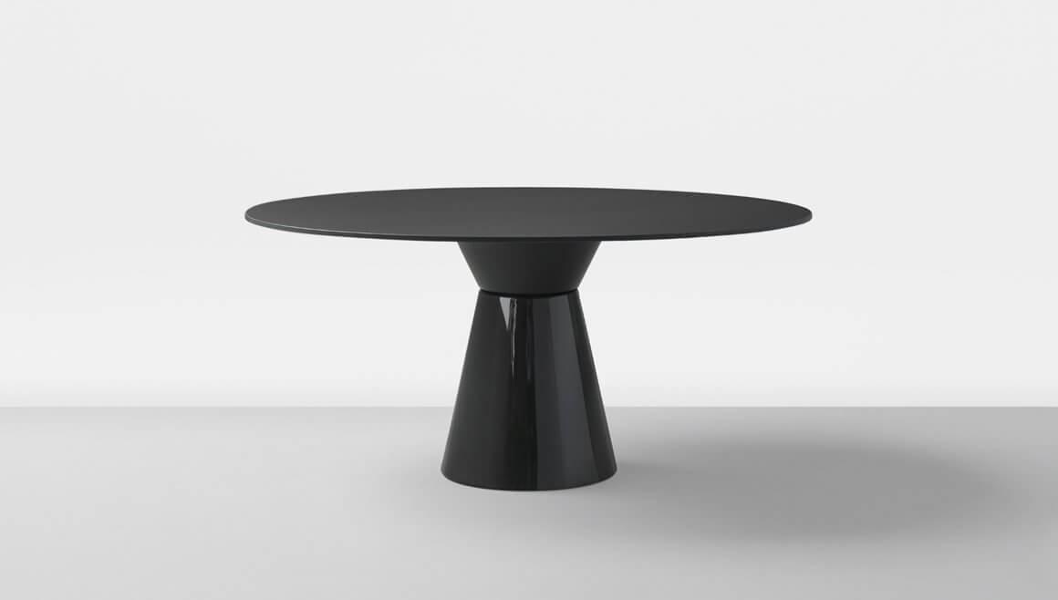Table réunion ronde 10 personnes