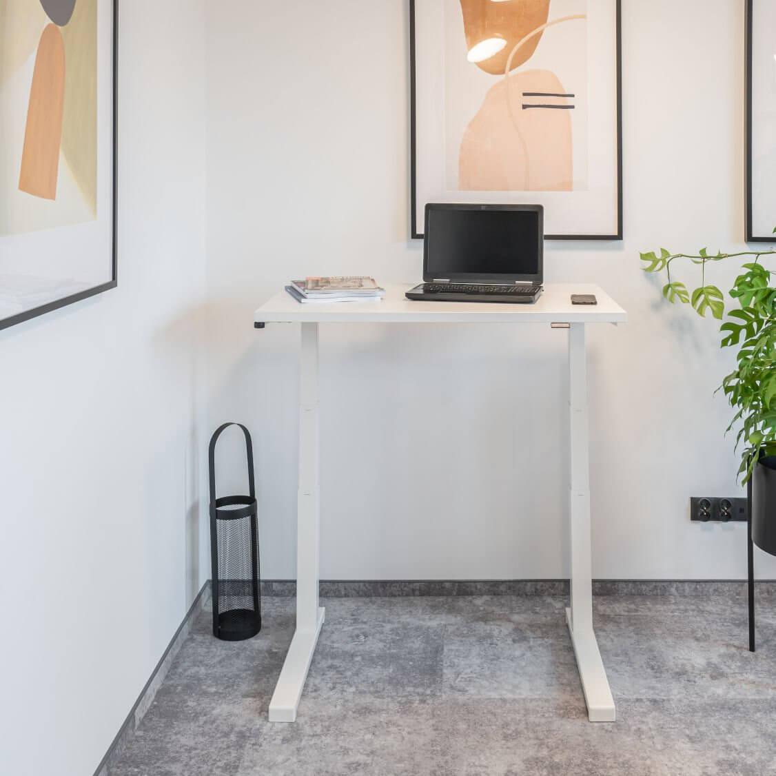 Petit bureau assis debout COMPACT