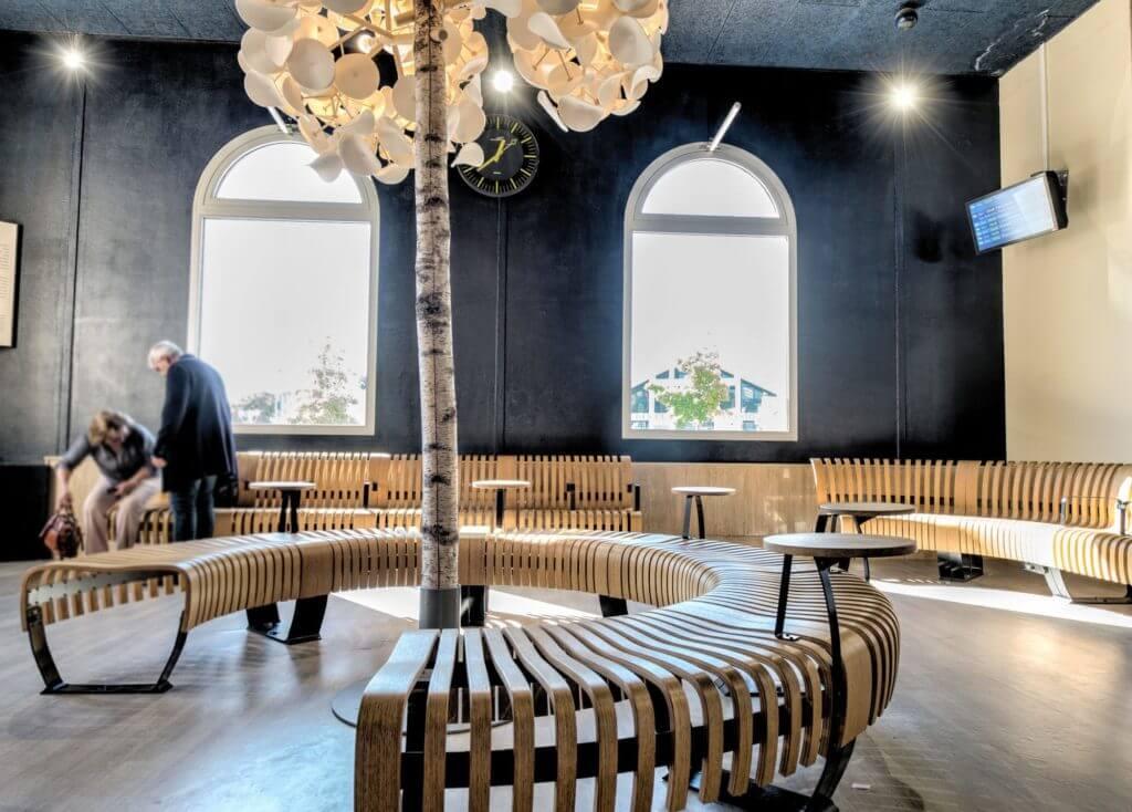 Décorer un espace par le mobilier design et acoustique