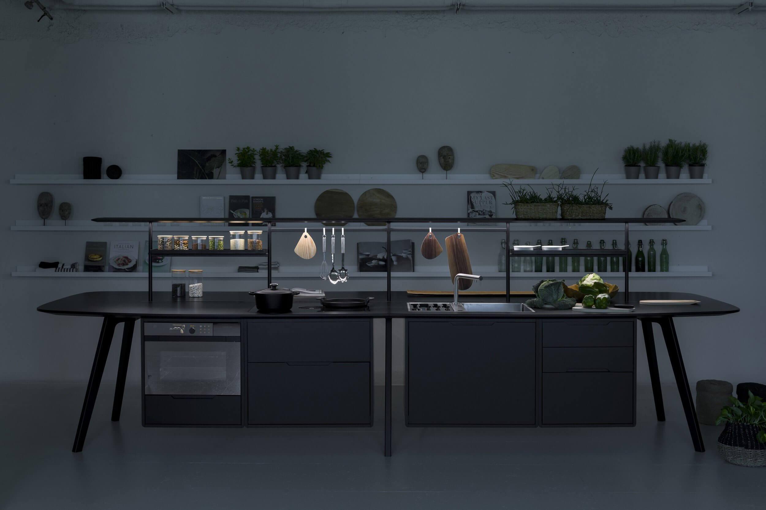 Cuisine d'entreprise design WING KITCHEN