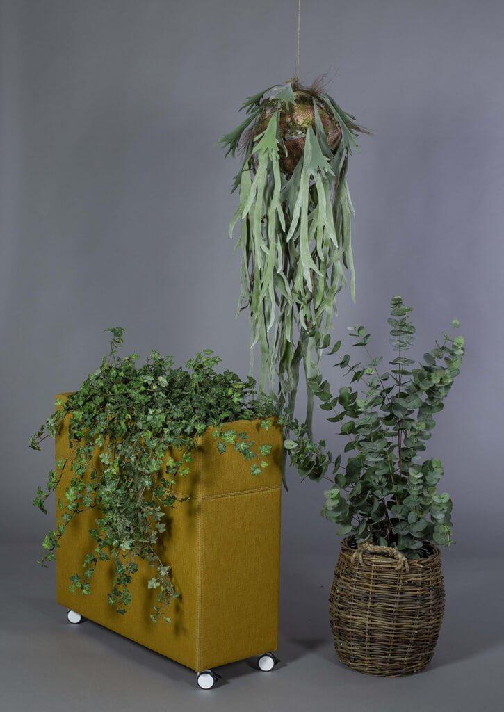Plantes artificielles réalistes