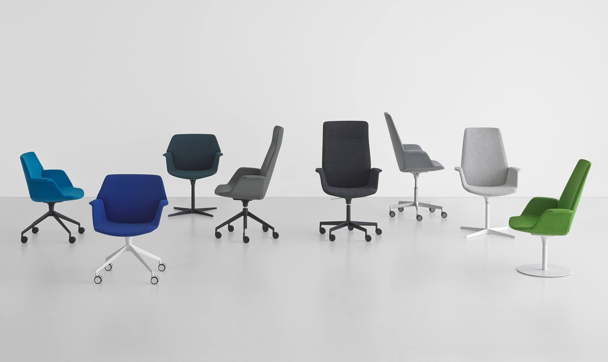Chaise design pour les professionnels UNO.