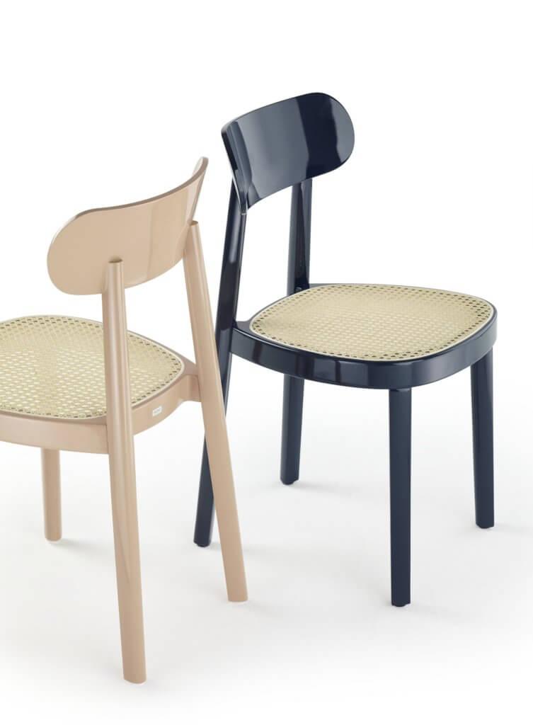 Siège de réunion en bois modèle 118