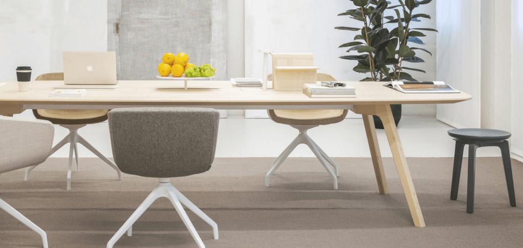 Table de réunion haut de gamme WISE
