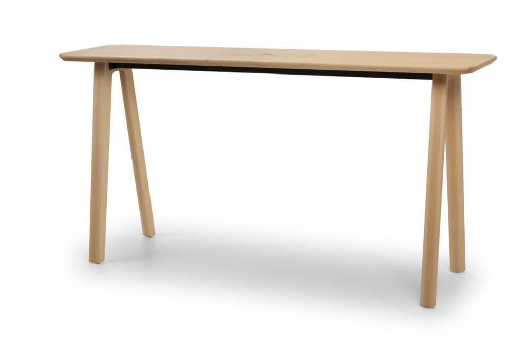 Table de réunion haute et design