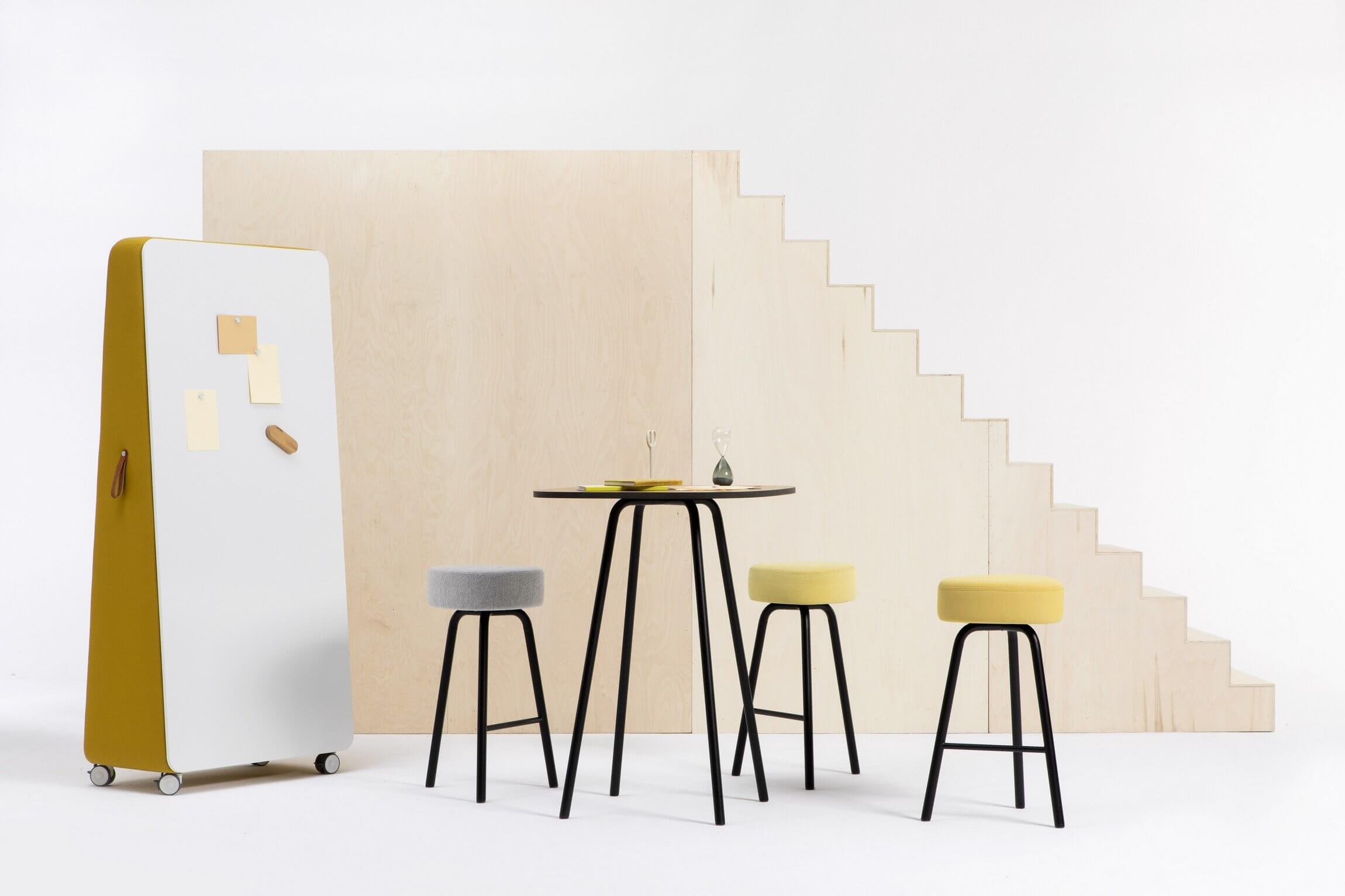 Table de réunion design PULLY.
