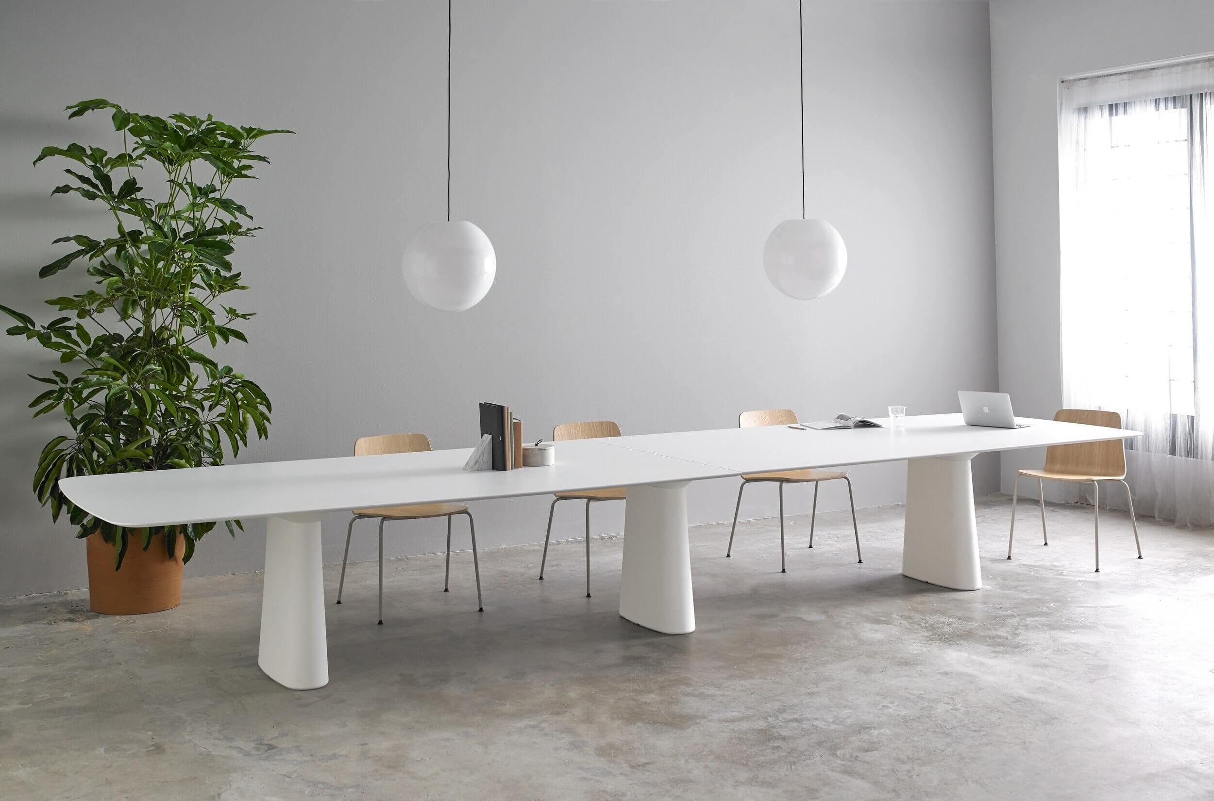 Table de réunion 20 personnes SENS
