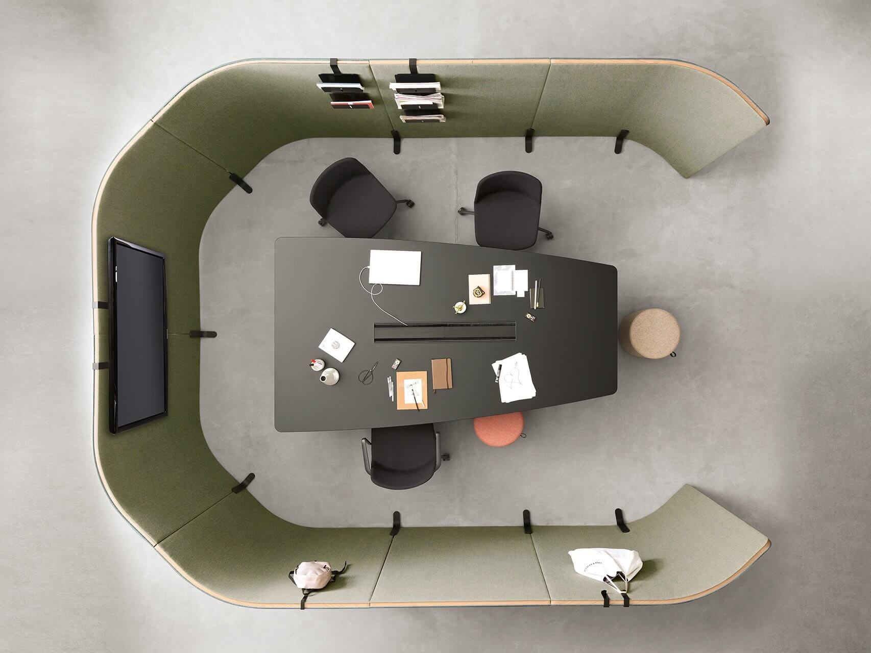 Table conférence design VENICE