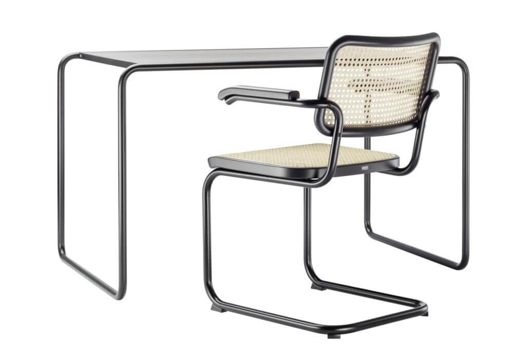 Bureau compact de designer