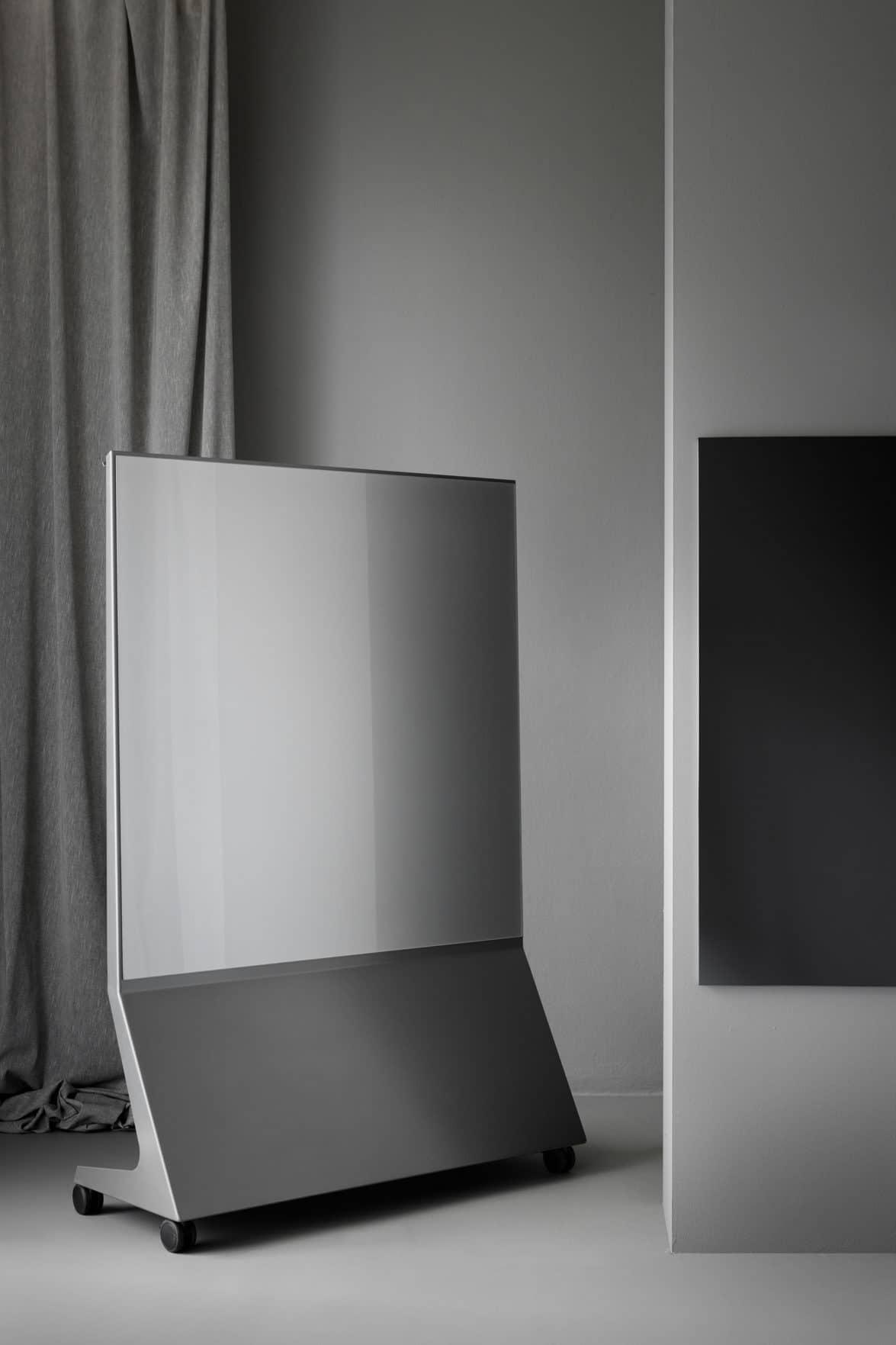 Tableau verre magnétique design mobile