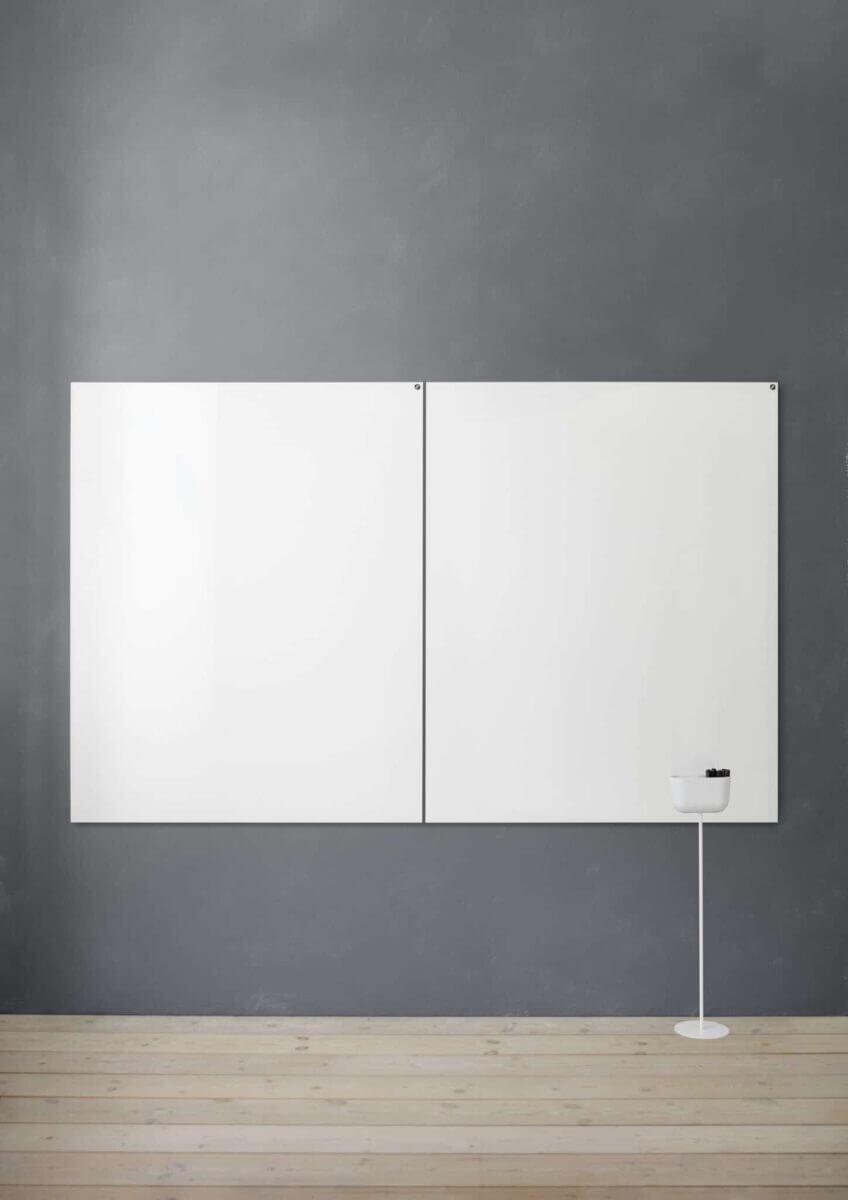 Tableau blanc design pas cher