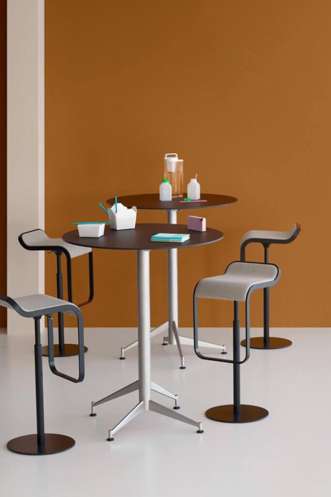 Mobilier de cafétéria design LEM