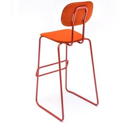 Tabouret de bar haut SCHOOL